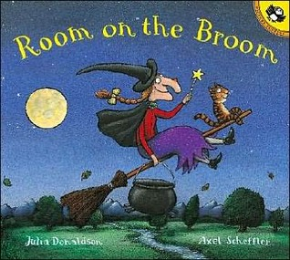 Room On The Broom Adventures Of The Non Creative Mom