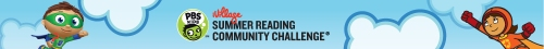 PBS Kids iVillage Summer Reading Challenge
