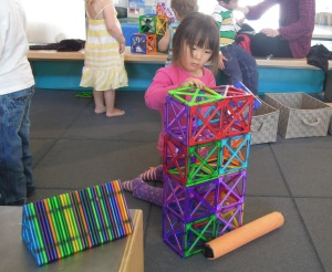 Magnet Building